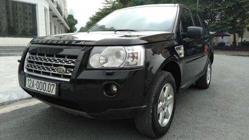 Bán LandRover Freelander 2.2 L AT 2010, màu đen, nhập khẩu, giá chỉ 959 triệu
