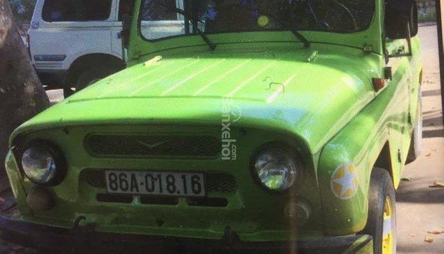 Bán ô tô UAZ LX năm 2006, màu xanh, nhập khẩu