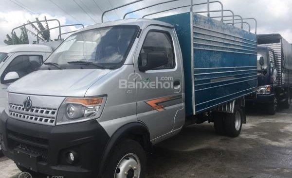 Bán xe tải Dongben Q20 tải trọng 1.9 tấn, trả trước 70 triệu nhận xe ngay