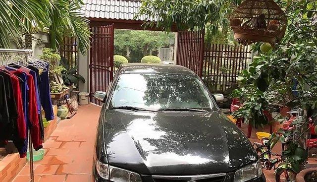 Bán Mazda 626 năm sản xuất 2002, màu đen số sàn