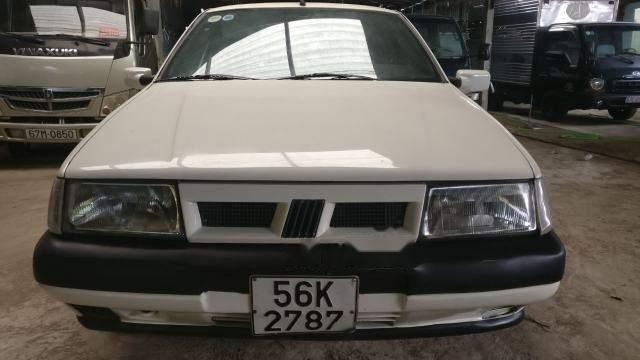 Bán Fiat Tempra đời 1995, màu trắng 5 chỗ, rộng rãi