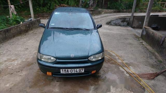 Bán ô tô Fiat Siena 2003, màu xanh, máy 1.3