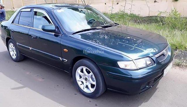 Bán Mazda 626 sản xuất năm 1998, màu xanh lam, xe nhập