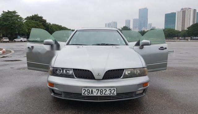 Nhà bán Mitsubishi Diamante 3.5V6 2002, màu bạc, nhập khẩu
