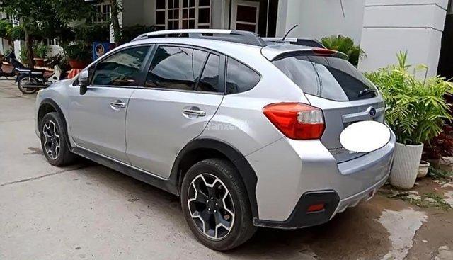 Chính chủ bán Subaru XV 2012, màu bạc, nhập khẩu