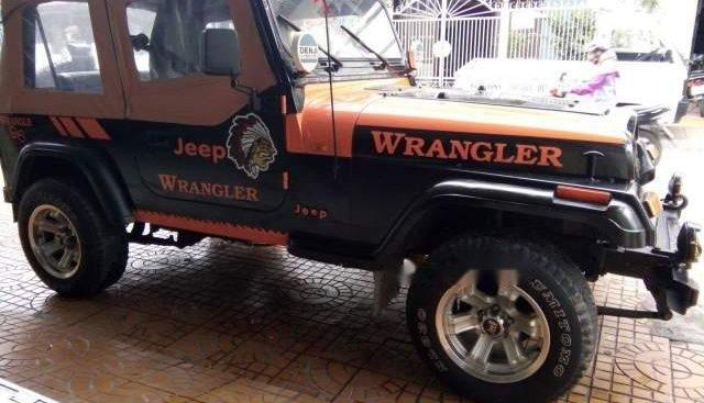 Bán Jeep Wrangler năm sản xuất 1997, nhập khẩu nguyên chiếc chính chủ giá cạnh tranh