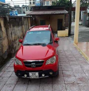 Bán Zotye Z300 đời 2010, màu đỏ, nhập khẩu chính chủ