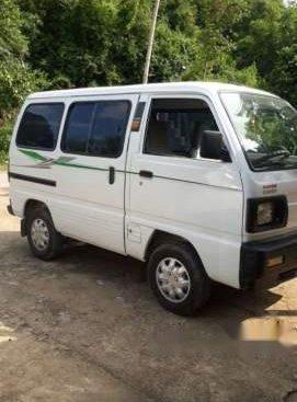 Bán ô tô Suzuki Super Carry Van năm 2001, màu trắng