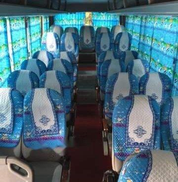 Bán xe Isuzu Samco năm sản xuất và đăng ký 2009. Đã lên 34 chỗ