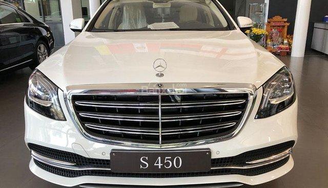 Bán ô tô Mercedes S450 đời 2019, hỗ trợ vay ngân hàng ưu đãi nhất