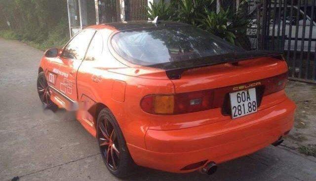 Gia đình bán Toyota Celica 1989 màu cam, giá 295tr