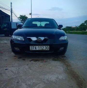 Bán Mazda 626 sản xuất 2003, màu đen, giá chỉ 170 triệu