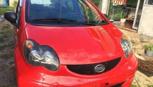 Bán BYD F0 đời 2011, màu đỏ, xe nhập, giá tốt