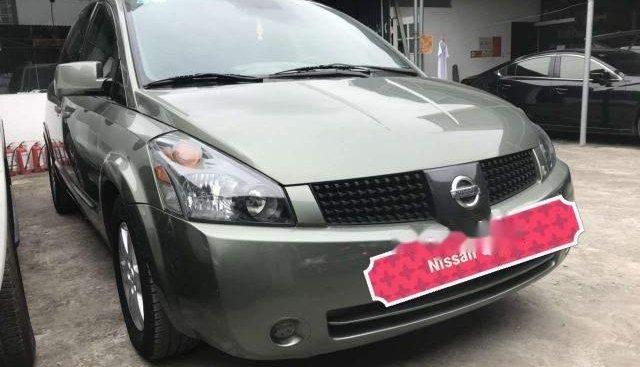 Cần bán gấp Nissan Quest đời 2004, xe nhập số tự động