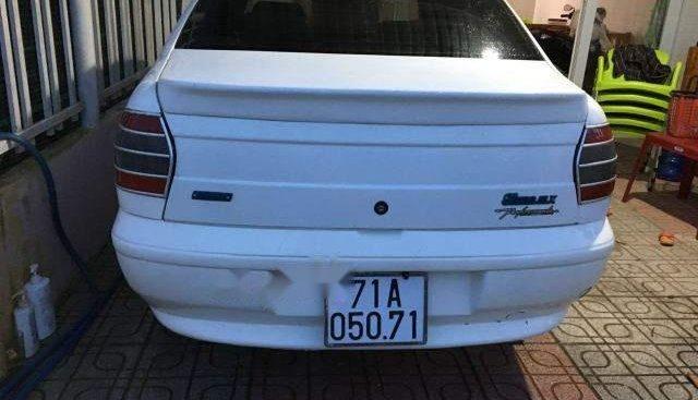 Bán Fiat Siena ELX đời 2003, màu trắng