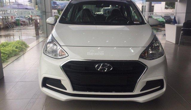Bán Hyundai I10 sedan Base chạy taxi, giá cực tốt, giao xe ngay