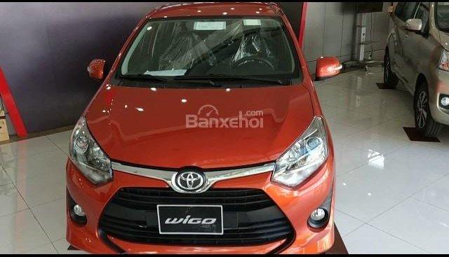 Bán Toyota Wigo G nhập khẩu chỉ cần 140 triệu nhận xe, gọi ngay 0976394666 Mr. Chính
