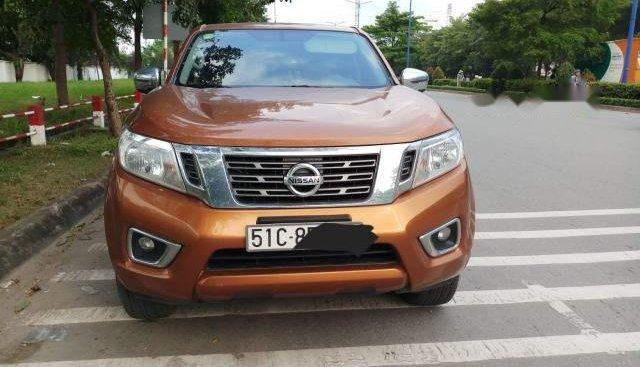 Bán Nissan Navara đời 2016, nhập khẩu, màu cam