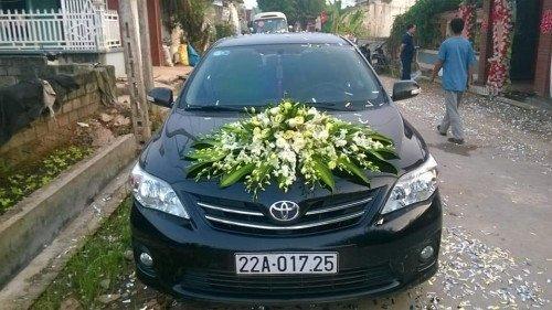 Bán Toyota Corolla altis 1.8l MT năm sản xuất 2013, màu đen chính chủ