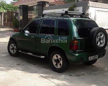 Cần bán xe Kia Sportage đời 1996, nhập khẩu, giá tốt