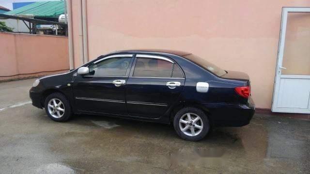Bán ô tô Toyota Corolla đời 2003, màu đen