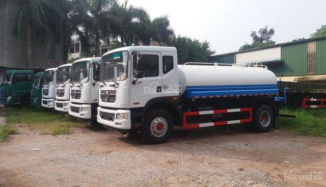 Bán xe phun nước rửa đường 9 khối