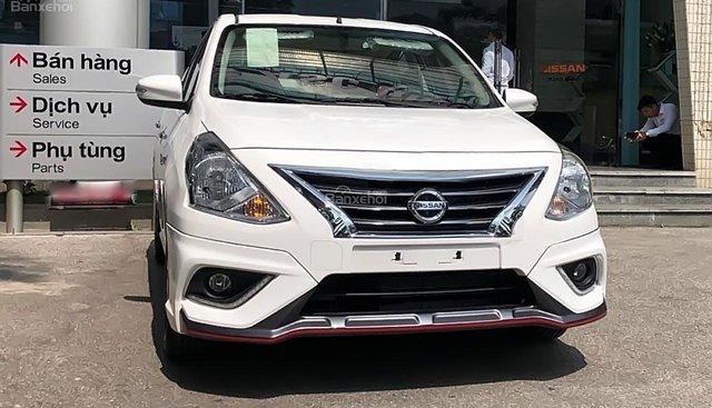 Cần bán Nissan Sunny Q Series XV Premium 2018, màu trắng