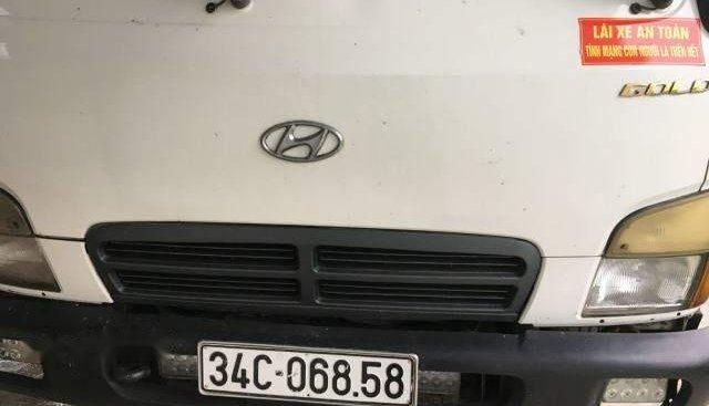 Bán ô tô Hyundai Gold đời 2004, màu trắng, giá 279tr