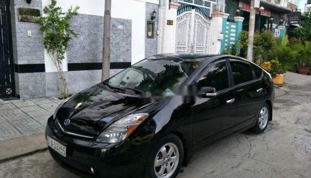 Cần bán lại xe Toyota Prius 1.5 AT đời 2006, màu đen, xe nhập