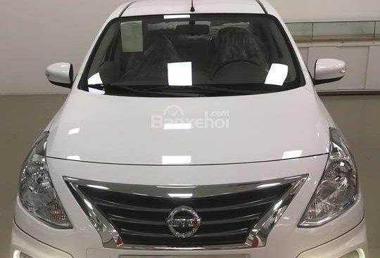 Cần bán Nissan Sunny Q- series đời 2019, màu trắng, xe nhập