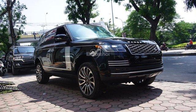 MT Auto bán xe Range Rover Autobiography LWB 2018, màu đen, nhập khẩu Mỹ giá tốt - LH: E Hương: 0945392468