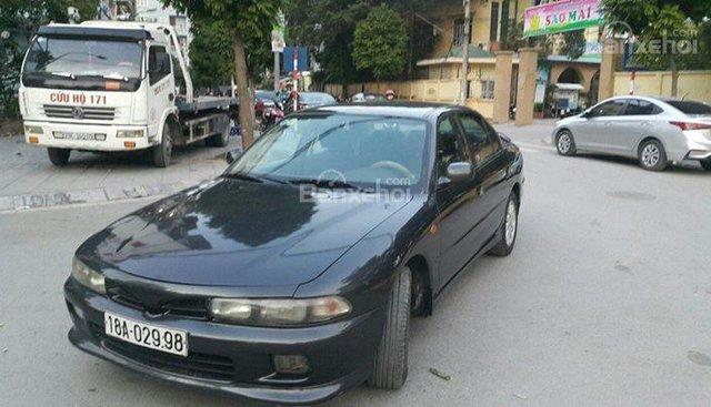 Cần bán Mitsubishi Galant nội thất mới, máy phun xăng tự động, bao hồ sơ toàn quốc, LH 0983820826