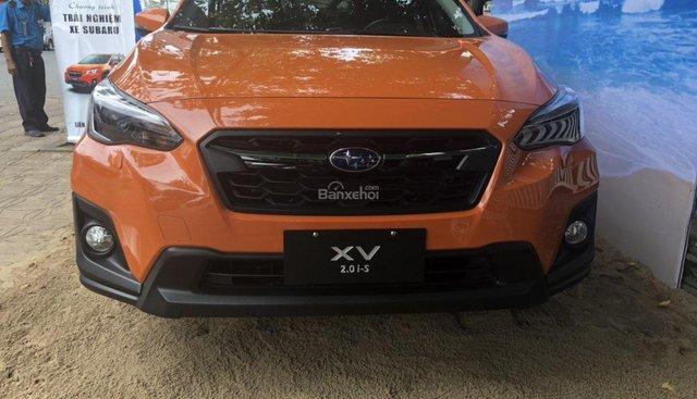 Bán Subaru XV đời 2018 - 0929009089 - màu cam giá tốt
