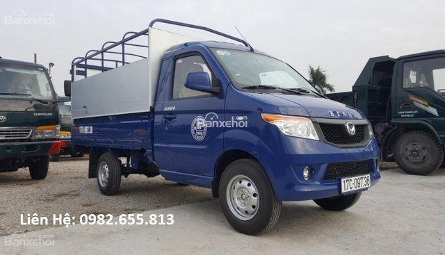 Đại lý xe Kenbo 990 kg Điện Biên và miền Bắc hỗ trợ đăng ký trả góp giao xe 0982.655.813 kenbovietnam.com