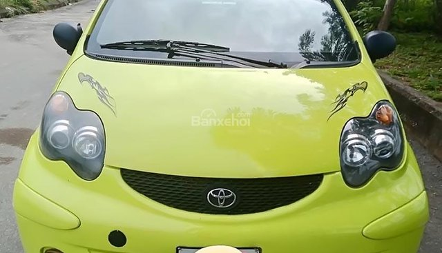 Bán ô tô BYD F0 năm 2012, màu vàng, nhập khẩu như mới