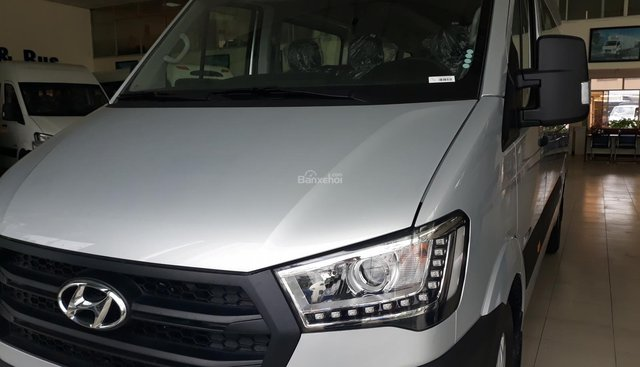 Bán xe Hyundai Solati 16 chỗ, bán trả góp