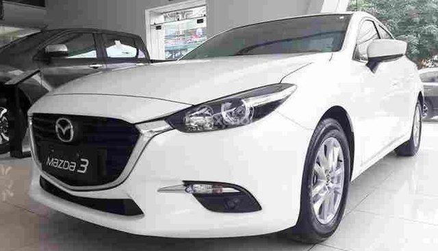 Bán Mazda 3 1.5 Sedan 2019 giá ưu đãi 25tr++ + Tặng gói phụ kiện giá trị + Xe giao ngay + Trả góp 90% + Lh 0938 900 820