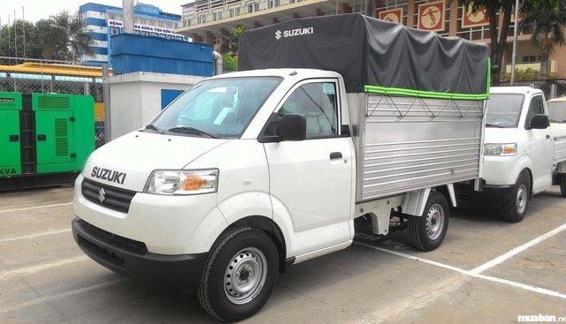 Bán xe Suzuki Super Carry Pro mui bạt, nhận ngay xe và nhiều phần quà hấp dẫn, liên hệ 0945993350