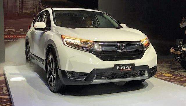 Cần bán xe Honda CR V năm sản xuất 2018, thiết kế trẻ trung, sang trọng