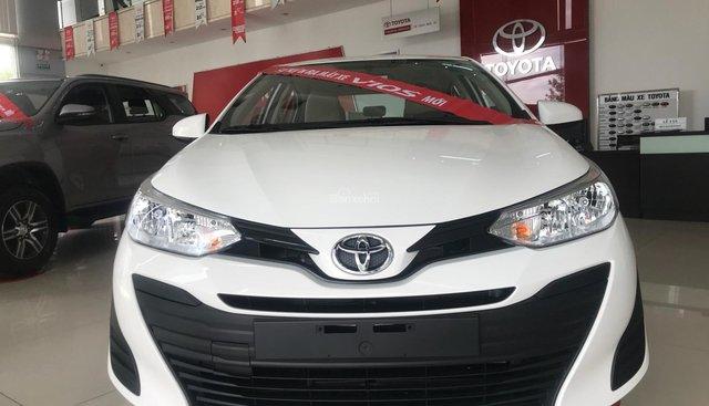 Bán Toyota Vios E năm sản xuất 2019, giá cực tốt, tặng bảo hiểm