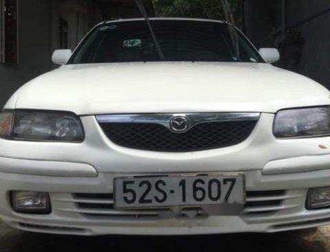 Bán xe Mazda 626 đời 1999, màu trắng, xe chính chủ 1 đời chủ
