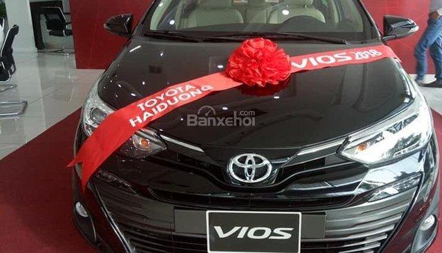 Toyota Vios G phiên bản 2019 giảm giá lớn nhất tại hải dương, hỗ trợ trả góp 80%, gọi ngay 0976394666 Mr. Chính