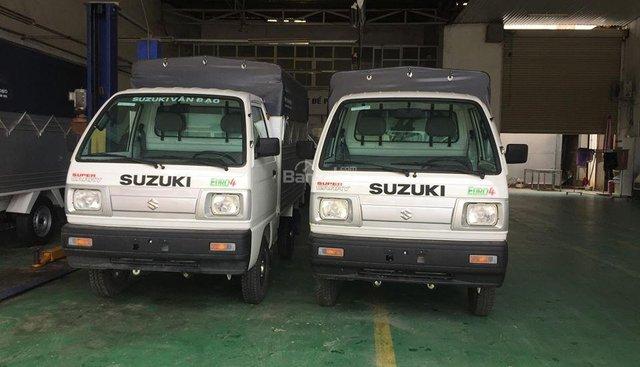 Bán Suzuki 5 tạ mới 2018, hỗ trợ trả góp, khuyến mại đặc biệt thuế trước bạ, giao xe tận nhà. LH: 0919286158