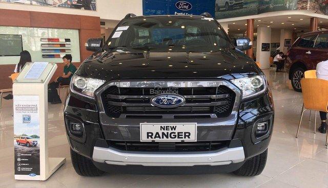 Bán Ford Ranger XLS, Wildtrak 2019 nhập khẩu giá tốt, đủ màu, xe giao ngay, trả góp 90%, liên hệ 0979 572 297 để ép giá