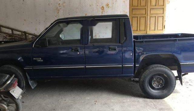 Bán xe Mitsubishi L200 sản xuất 1998, màu xanh lam