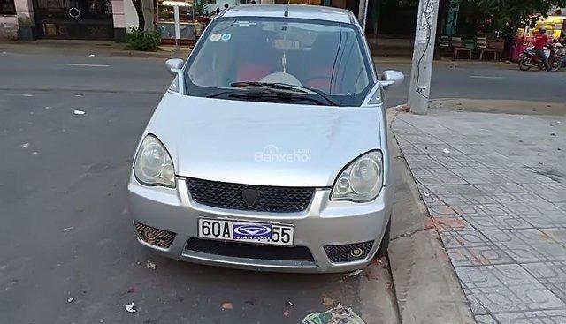 Cần bán Vinaxuki Hafei đời 2008, màu bạc, giá chỉ 65 triệu