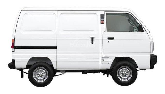 Suzuki Blind Van mới 2018, đặc biệt khuyến mại thuế trước bạ, hỗ trợ trả góp 60%-70% xe. LH: 0919286158