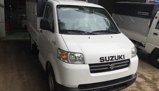 Bán Suzuki tải 7 tạ 2018, nhập khẩu nguyên chiếc, hỗ trợ trả góp tại Cao Bằng, Lạng Sơn, Bắc Giang, LH 0919286158