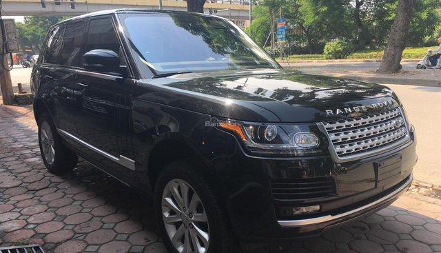 Cần bán LandRover Range Rover HSE 3.0 sản xuất 2016, màu đen, nhập khẩu LH: E Hương: 0945392468