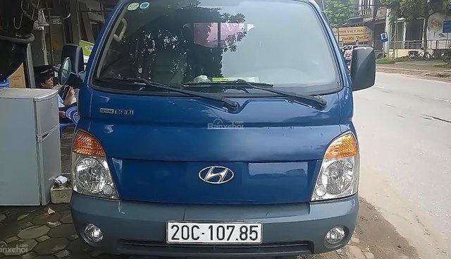 Bán Hyundai Porter năm 2011, màu xanh lam, nhập khẩu, chính chủ, giá chỉ 360 triệu